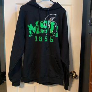 🆕 jerzees MSU hoodie